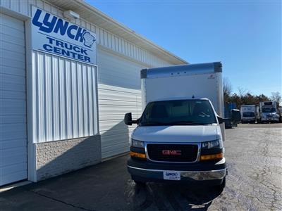 2020 GMC Savana 3500 4x2, Supreme Iner-City Dry Freight #22973T - photo 15