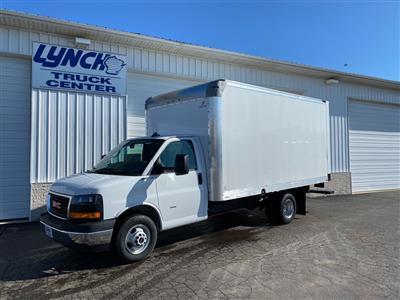 2020 GMC Savana 3500 4x2, Supreme Iner-City Dry Freight #22973T - photo 1