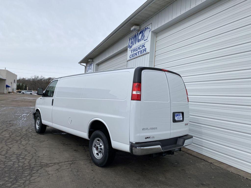 2020 Savana 3500 4x2, Empty Cargo Van #22984T - photo 1