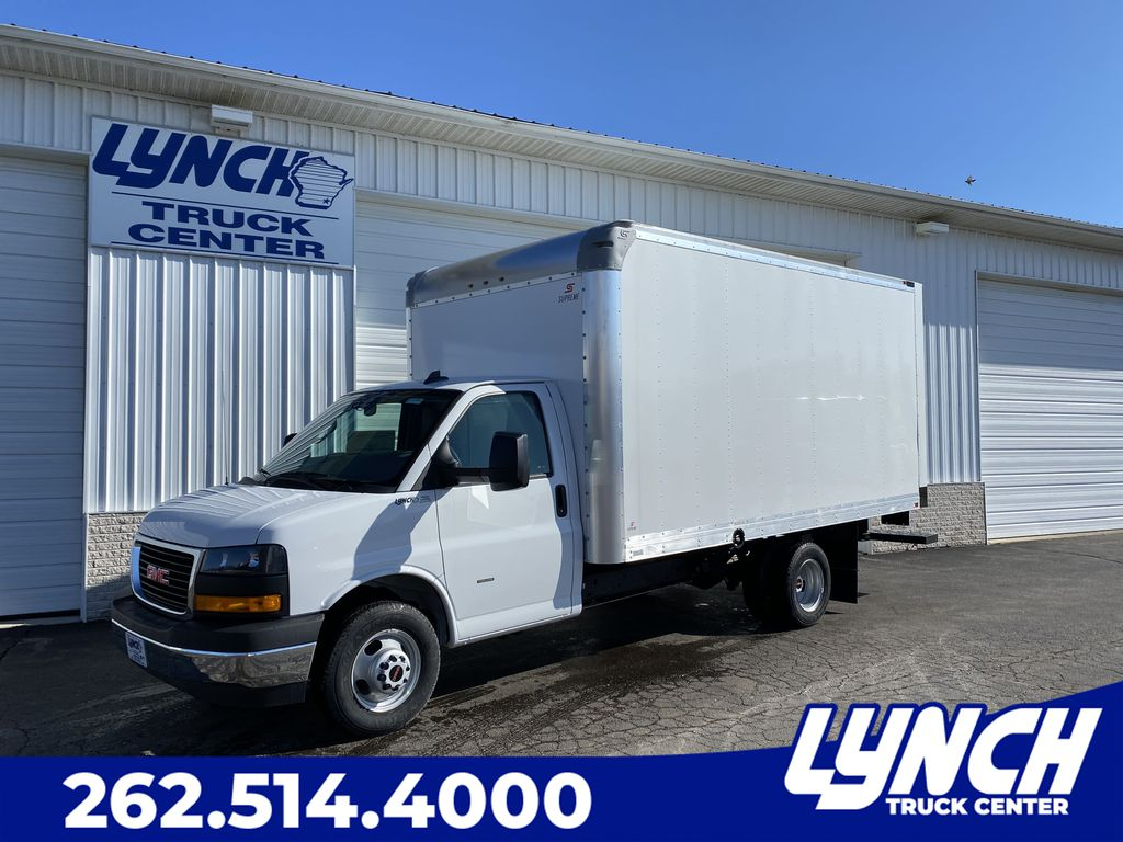 2020 GMC Savana 3500 RWD, Supreme Dry Freight #22986T - photo 1