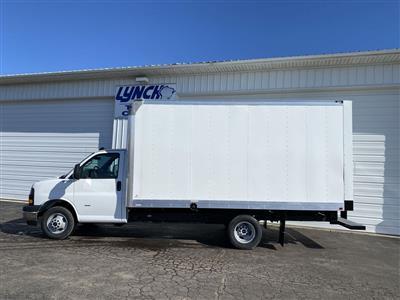 2020 GMC Savana 3500 RWD, Supreme Iner-City Dry Freight #22986T - photo 4