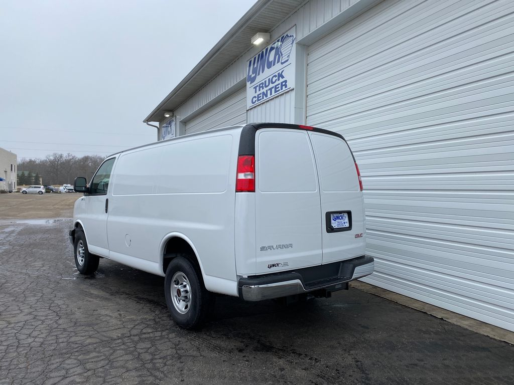 2020 GMC Savana 2500 RWD, Empty Cargo Van #23026T - photo 1