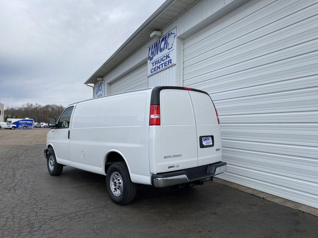 2020 GMC Savana 2500 RWD, Empty Cargo Van #23037T - photo 1