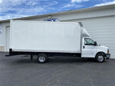2020 GMC Savana 4500 RWD, Supreme Iner-City Dry Freight #23090T - photo 13