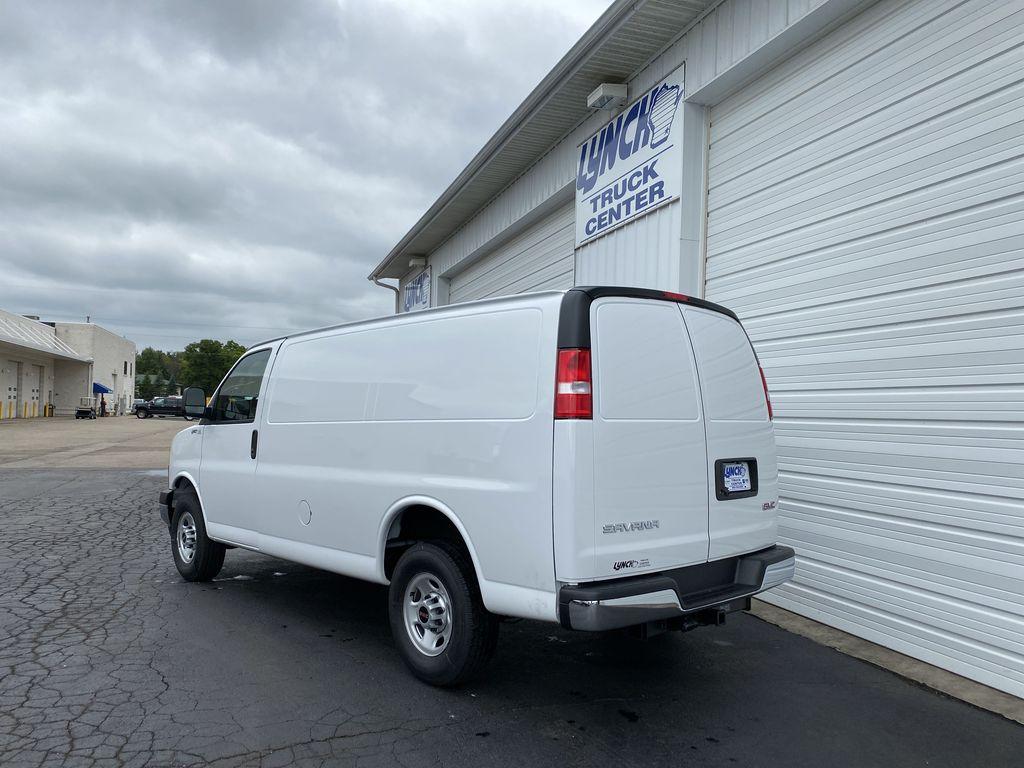 2020 GMC Savana 3500 RWD, Empty Cargo Van #23250T - photo 1