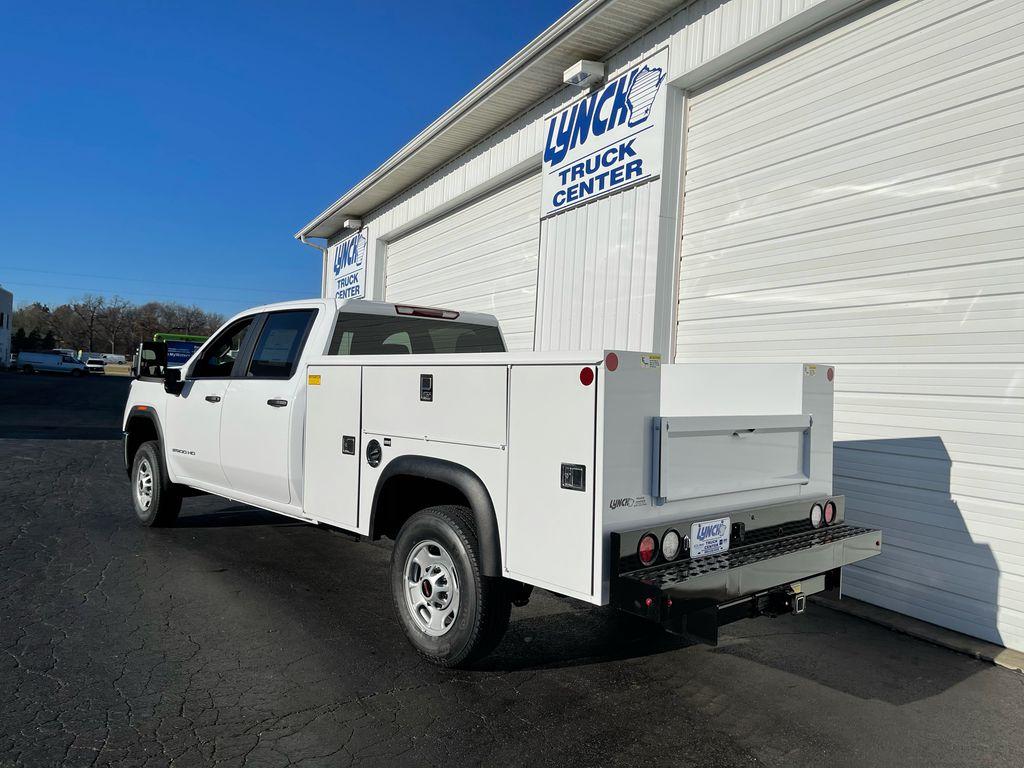 2021 GMC Sierra 2500 Crew Cab 4x2, Monroe Service Body #23524T - photo 1
