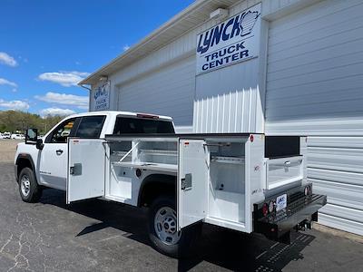 2021 GMC Sierra 2500 Crew Cab 4x4, Monroe MSS II Service Body #23734T - photo 16