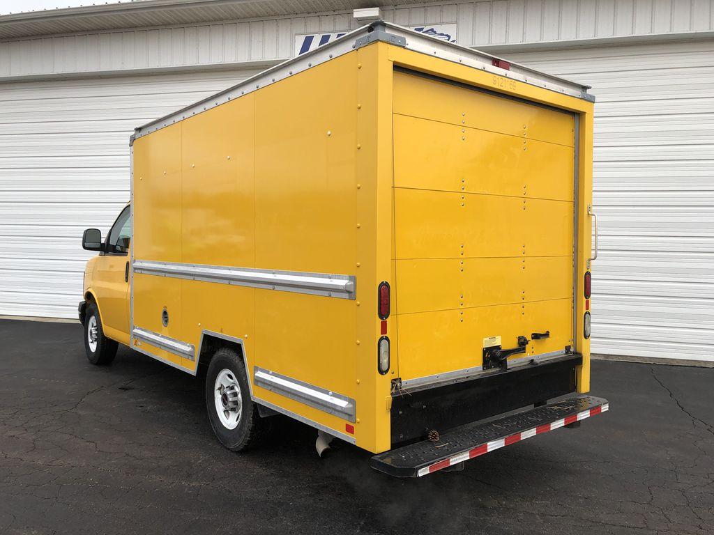 2014 Savana 3500 4x2, Cutaway Van #9021 - photo 1