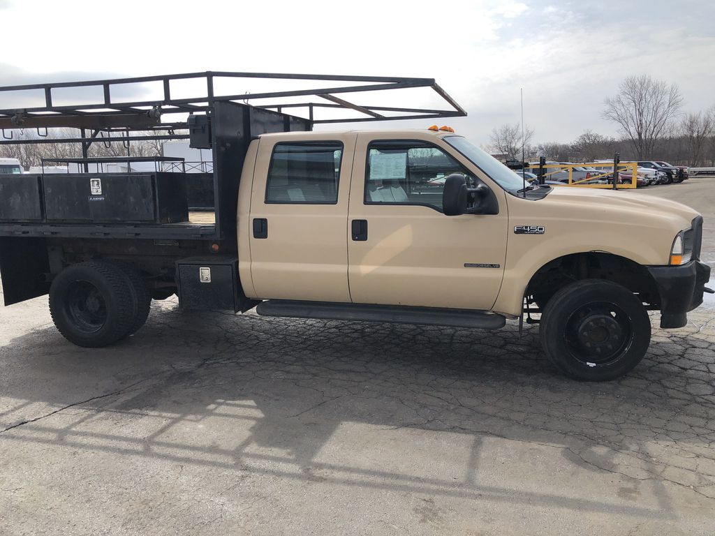 2003 F-450 Super Cab DRW 4x2, Contractor Body #9057 - photo 6