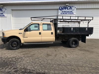 2003 F-450 Super Cab DRW 4x2, Contractor Body #9057 - photo 3