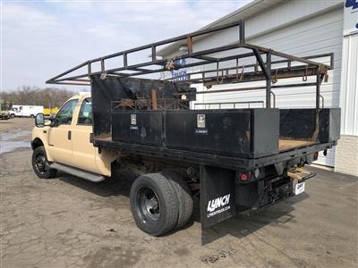 2003 F-450 Super Cab DRW 4x2, Contractor Body #9057 - photo 2