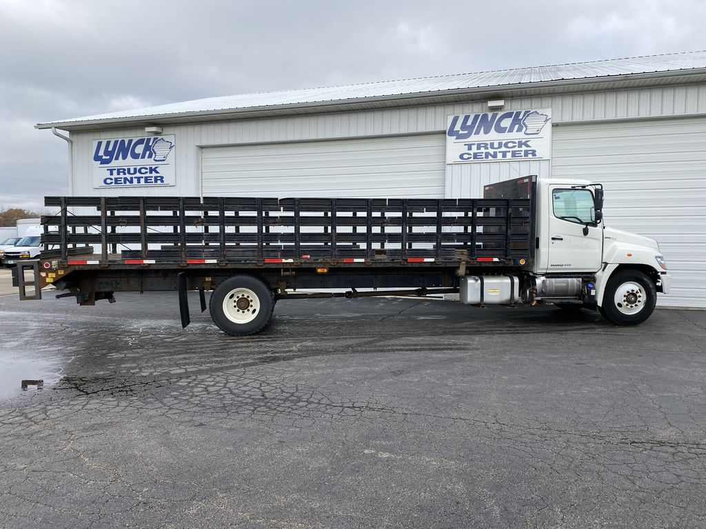 2012 Hino Truck, Stake Bed #9093 - photo 7