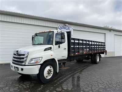 2012 Hino Truck, Stake Bed #9093 - photo 1