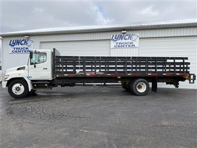 2012 Hino Truck, Stake Bed #9093 - photo 4