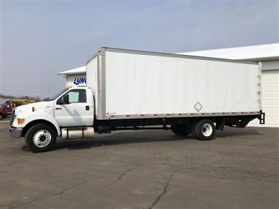 2013 F-750 Regular Cab DRW 4x2, Morgan Dry Freight #9105 - photo 3