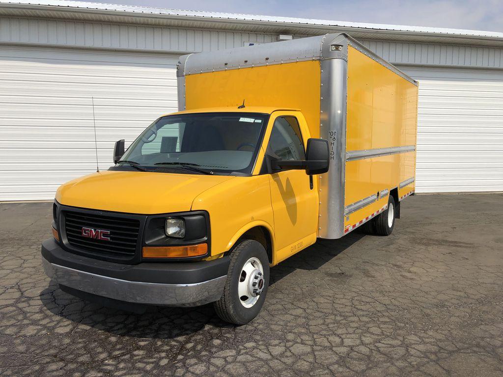 2015 Savana 3500 4x2, Cutaway Van #9113 - photo 1