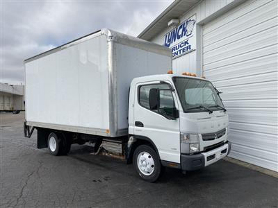 2012 Mitsubishi Fuso Truck, Dry Freight #9194 - photo 13