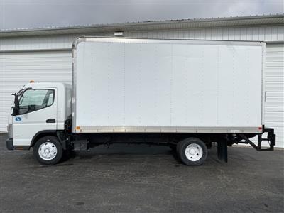 2012 Mitsubishi Fuso Truck, Dry Freight #9194 - photo 4