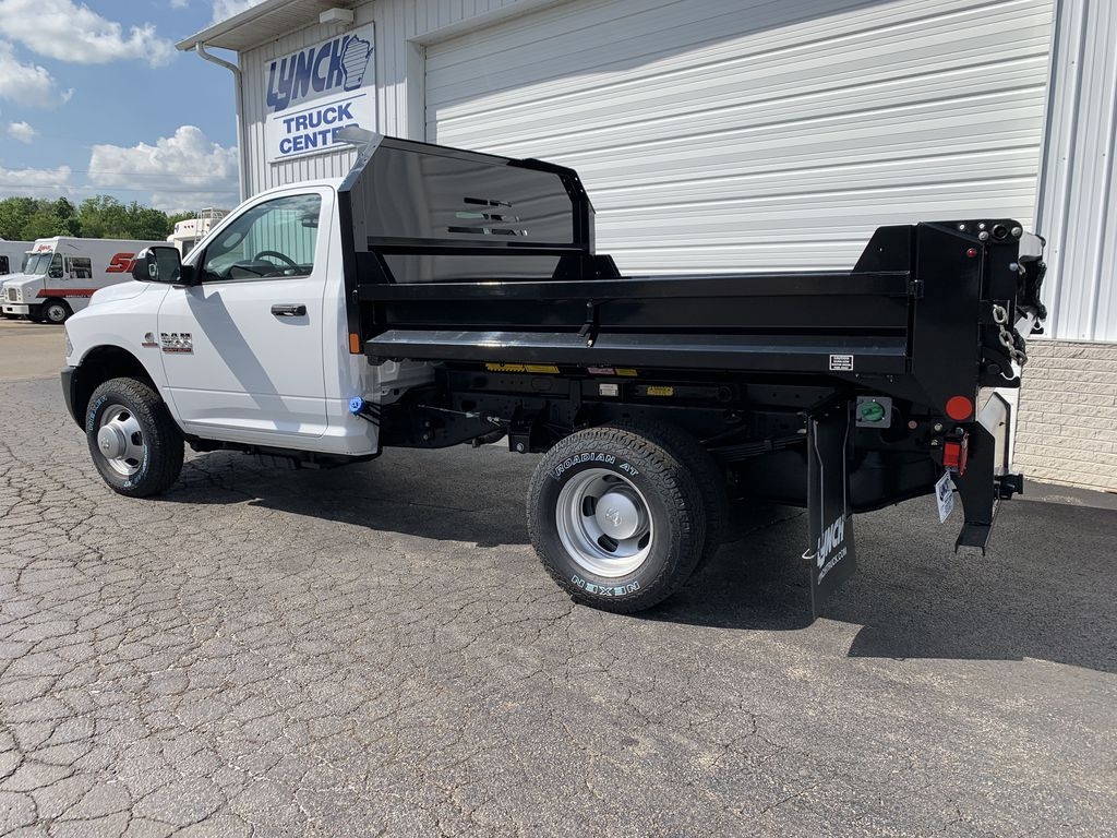 2018 Ram 3500 Regular Cab DRW 4x4, Dump Body #9200 - photo 1