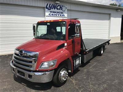 2016 Hino Truck, Miller Industries Vulcan Rollback Body #9238 - photo 13