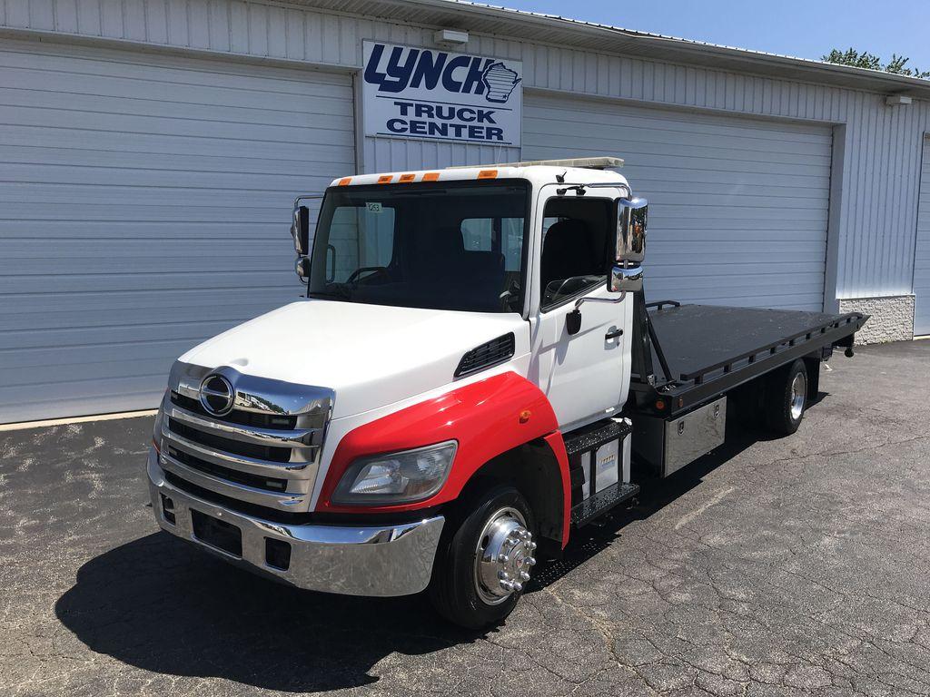 2016 Hino Truck, Rollback Body #9253 - photo 13