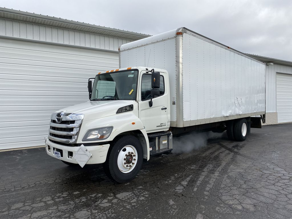 2014 Hino 268A, Dry Freight #9275 - photo 1