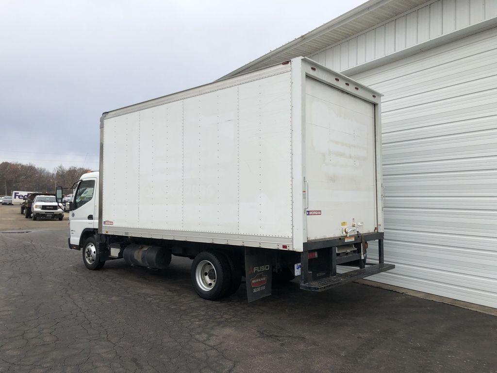 2015 Mitsubishi Fuso Truck, Dry Freight #9298 - photo 1