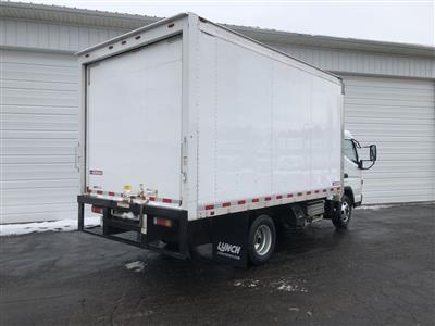 2015 Mitsubishi Fuso Truck, Morgan Dry Freight #9299 - photo 11
