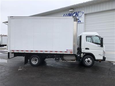 2015 Mitsubishi Fuso Truck, Morgan Dry Freight #9299 - photo 12