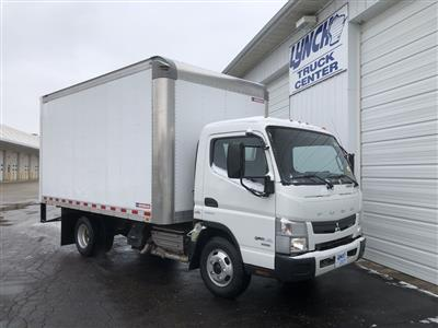2015 Mitsubishi Fuso Truck, Morgan Dry Freight #9299 - photo 13