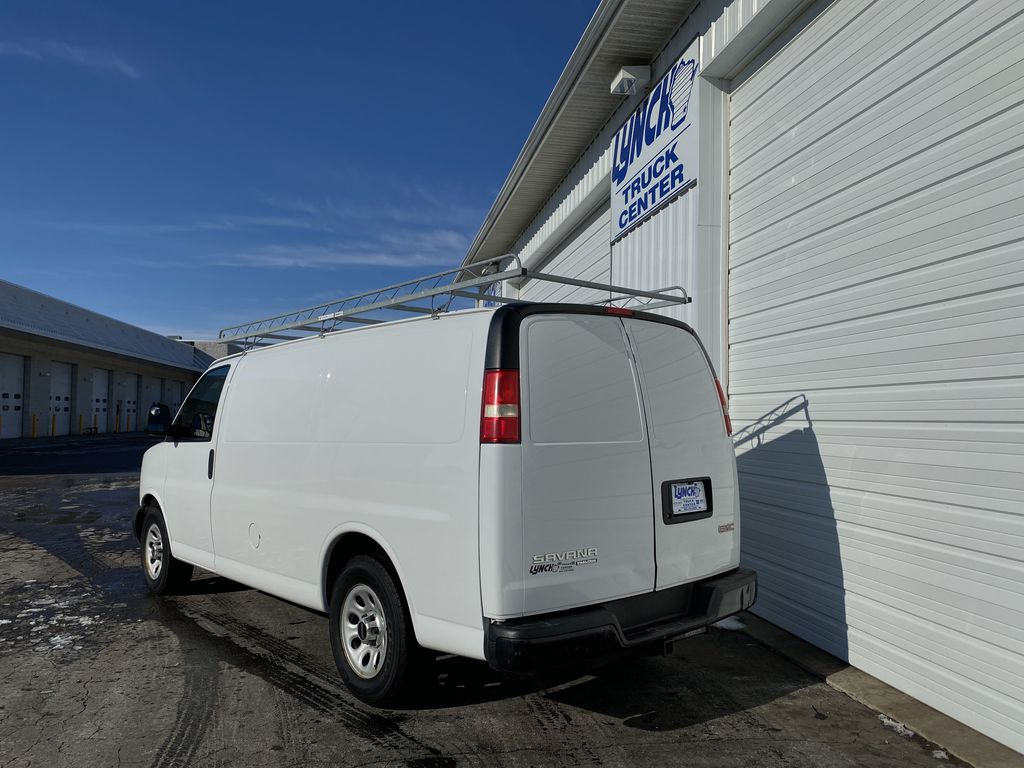 2014 GMC Savana 1500 4x2, Empty Cargo Van #9342 - photo 1