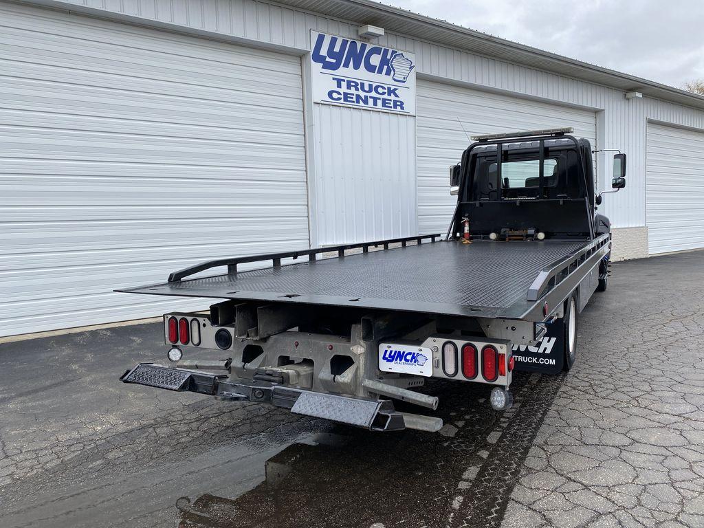 2015 Hino Truck, Platform Body #9358 - photo 1