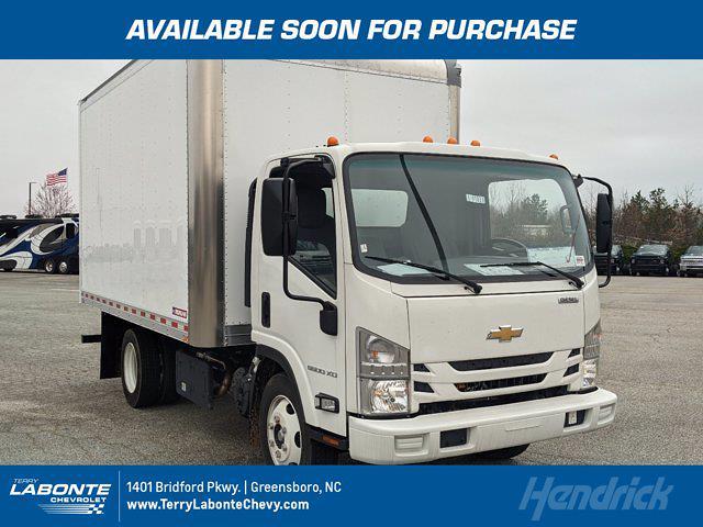 2020 Chevrolet LCF 5500XD Regular Cab DRW 4x2, Morgan Dry Freight #CL9105 - photo 1