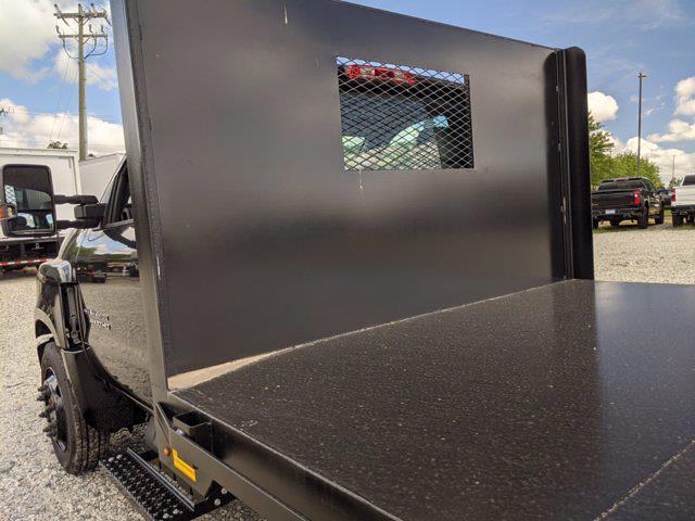 2021 Silverado Medium Duty Regular Cab DRW 4x2,  Platform Body #CM8886 - photo 26
