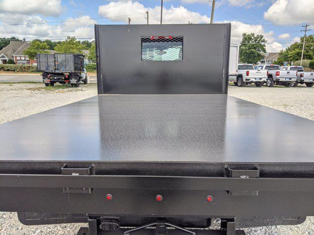 2021 Silverado Medium Duty Regular Cab DRW 4x2,  Platform Body #CM8886 - photo 27