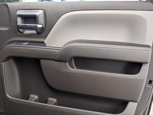 2021 Silverado Medium Duty Regular Cab DRW 4x2,  Platform Body #CM8886 - photo 31