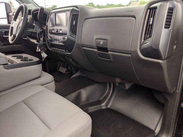 2021 Silverado Medium Duty Regular Cab DRW 4x2,  Platform Body #CM8886 - photo 35