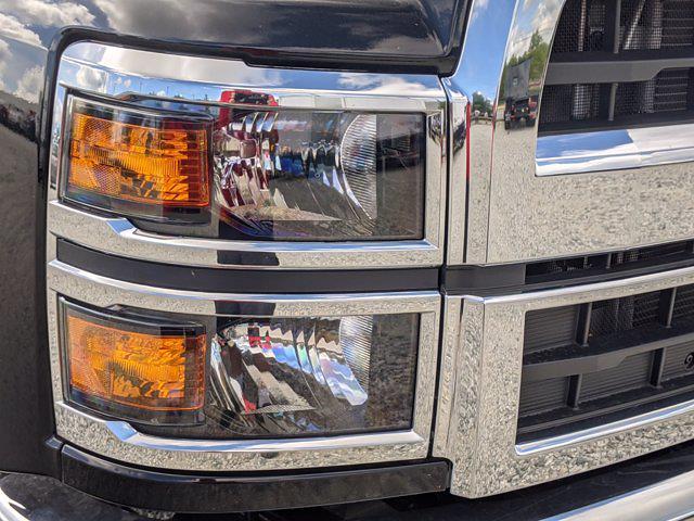 2021 Silverado Medium Duty Regular Cab DRW 4x2,  Platform Body #CM8886 - photo 38