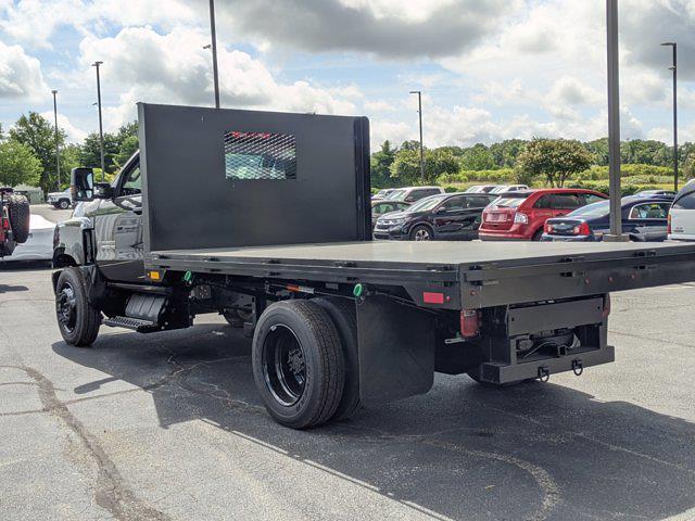 2021 Silverado Medium Duty Regular Cab DRW 4x2,  Platform Body #CM8886 - photo 5