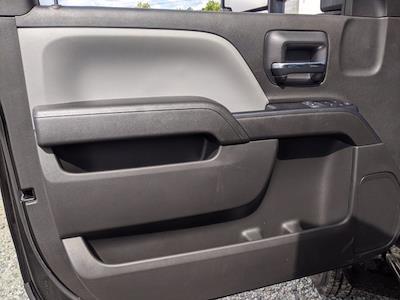 2021 Silverado Medium Duty Regular Cab DRW 4x2,  Platform Body #CM8886 - photo 12