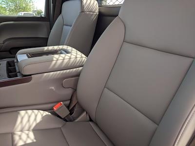 2021 Silverado Medium Duty Regular Cab DRW 4x2,  Platform Body #CM8886 - photo 15