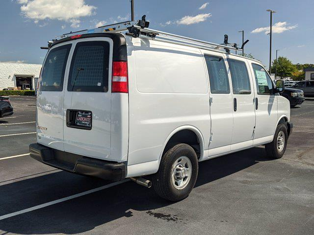 2021 Chevrolet Express 2500 4x2, Adrian Steel Upfitted Cargo Van #CM9257 - photo 4