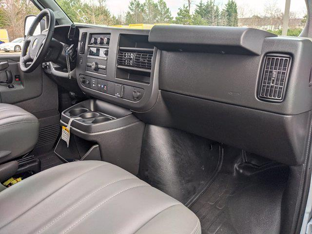 2021 Chevrolet Express 2500 4x2, Adrian Steel Upfitted Cargo Van #CM9257 - photo 34