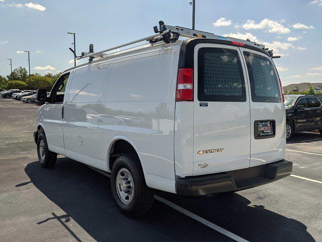 2021 Chevrolet Express 2500 4x2, Adrian Steel Upfitted Cargo Van #CM9257 - photo 6