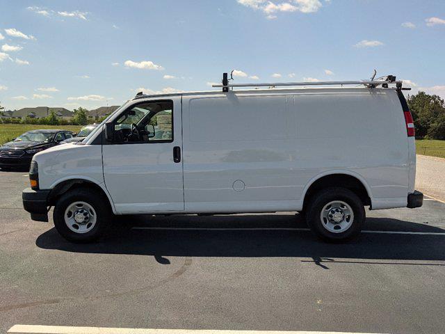 2021 Chevrolet Express 2500 4x2, Adrian Steel Upfitted Cargo Van #CM9257 - photo 7