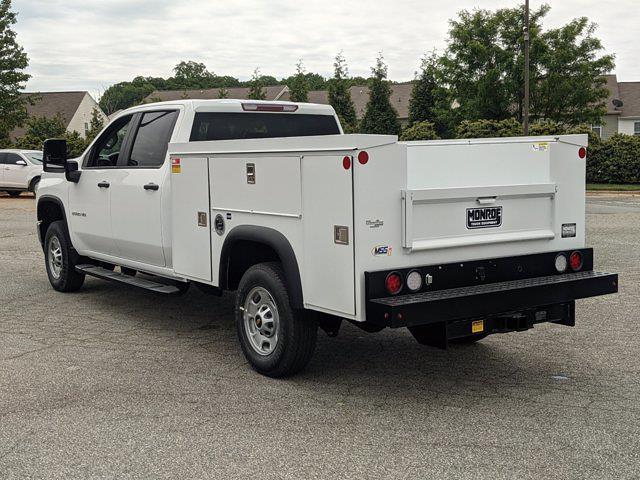 2021 Chevrolet Silverado 2500 Crew Cab 4x2, Monroe MSS II Service Body #CM9266 - photo 5