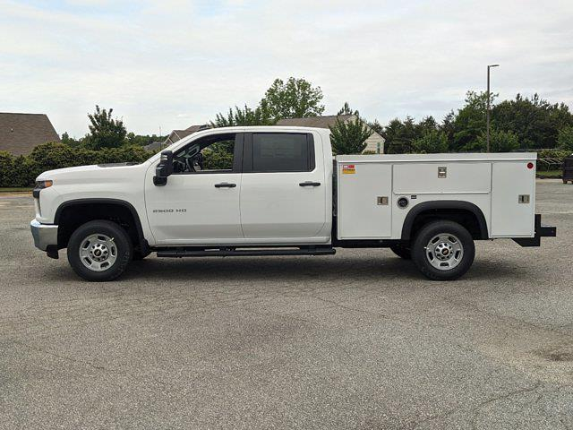 2021 Chevrolet Silverado 2500 Crew Cab 4x2, Monroe MSS II Service Body #CM9266 - photo 6
