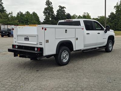 2021 Chevrolet Silverado 2500 Crew Cab 4x2, Monroe MSS II Service Body #CM9266 - photo 2