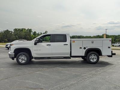 2021 Chevrolet Silverado 2500 Crew Cab 4x2, Monroe MSS II Service Body #CM9289 - photo 6