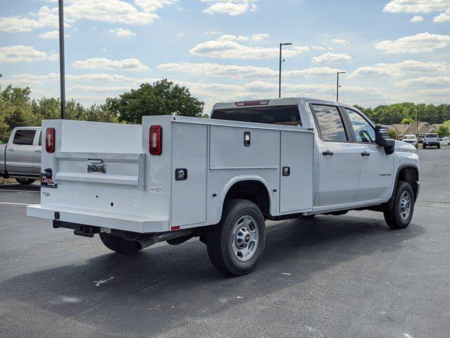 2021 Chevrolet Silverado 2500 Crew Cab 4x4, Knapheide Steel Service Body #CM9290 - photo 2